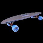 Скейтборд пластиковый Fishboard 31